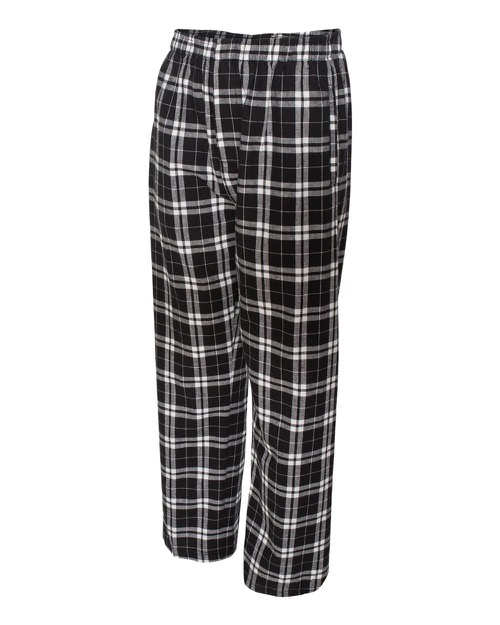 Boxercraft-Flannel Pants with Pockets